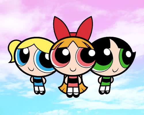 Watch Power puff GIF on Gfycat. Discover more related GIFs on Gfycat