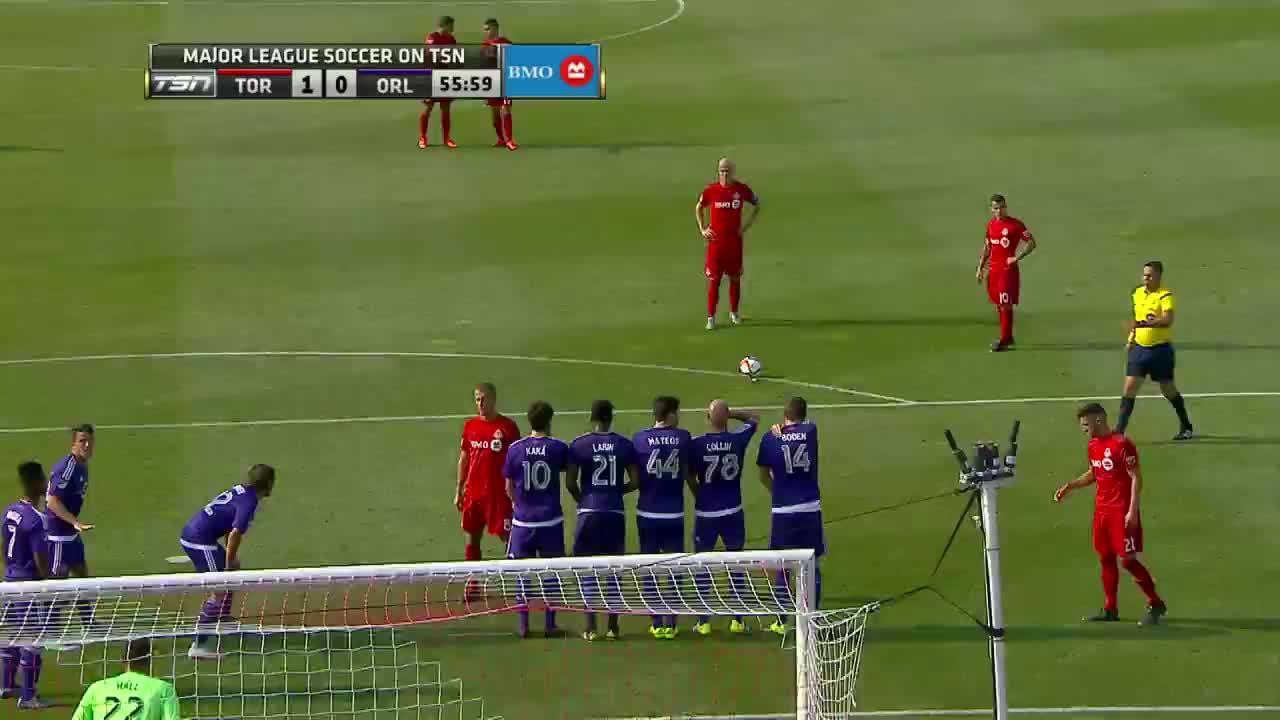 mls, soccer, tfc, Sebastian Giovinco Goal vs. Orlando GIFs