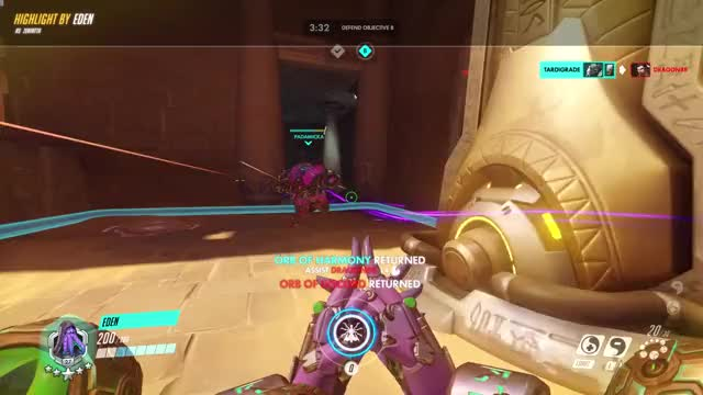 Watch and share Highlight GIFs and Overwatch GIFs by invisibleidiot on Gfycat