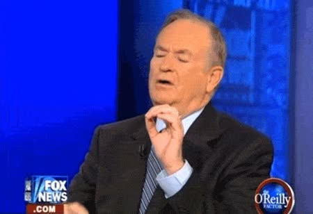 Watch and share Bill O'reilly GIFs on Gfycat