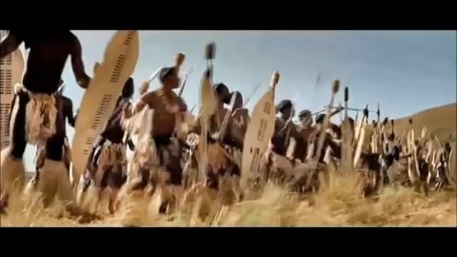 Watch and share Zulu Warriors Battle GIFs on Gfycat