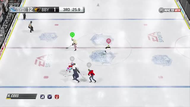 Watch and share Trey Fiips GIFs and Nhl19beta GIFs by Gamer DVR on Gfycat