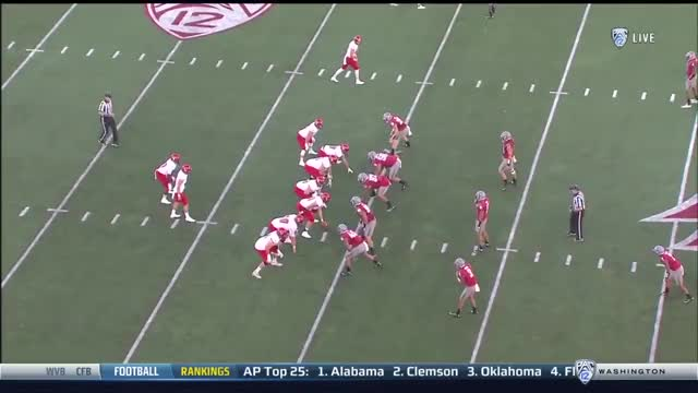 Watch and share Eastern Washington Highlights Vs Washington State 2016 NCAAF  Week 01 GIFs on Gfycat