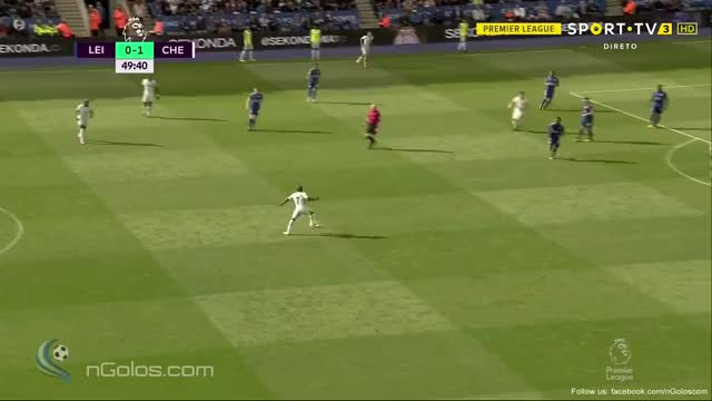 Watch and share (www.nGolos.com) Leicester 0-2 Chelsea - N'Golo Kanté 50' GIFs on Gfycat