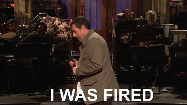 Watch and share Saturday Night Live GIFs and Adam Sandler GIFs by Media Paradise 📺 on Gfycat