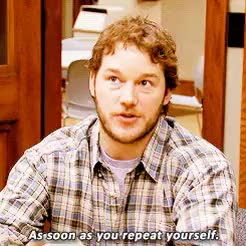 Watch and share Andy Dwyer GIFs and Parksedit GIFs on Gfycat