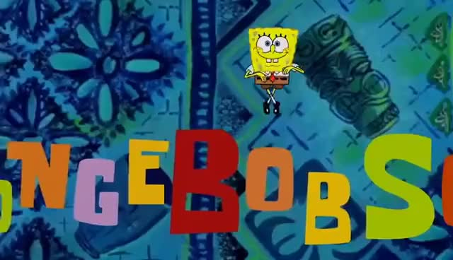 """Watch and share """"SpongeBob SquarePants"""" Theme Song (NEW HD) 