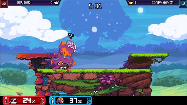 Watch and share Clairen Combo.mp4 GIFs on Gfycat