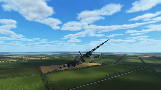 Watch and share IL-2  Sturmovik  Battle Of Stalingrad 2018.09.26 - 01.44.11.11 GIFs on Gfycat