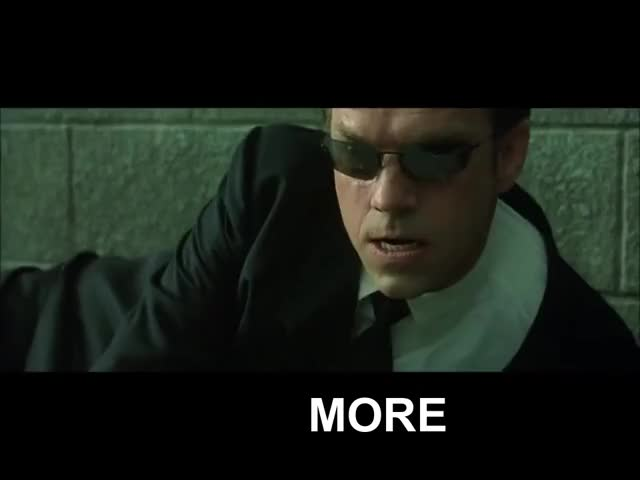 Watch and share The Matrix GIFs and More GIFs by rowind on Gfycat