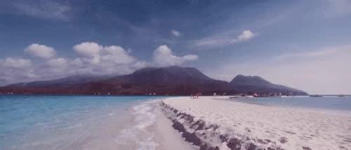 Watch and share Gif Nature Gif Ocean Gif Beach Gif Landscape Gif Oqueeuandolendo GIFs on Gfycat