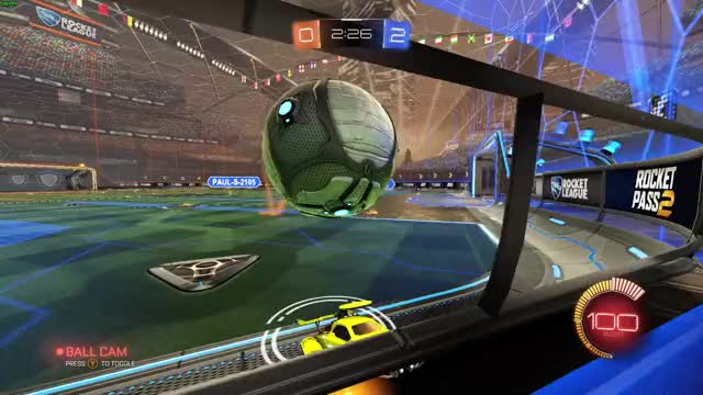Watch and share Rocket League (32-bit, DX9, Cooked) 19.02.2019 12 07 14 GIFs on Gfycat