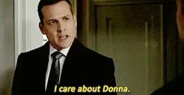 Watch and share Donna X Harvey GIFs and Harvey Specter GIFs on Gfycat
