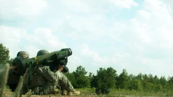 Watch and share Javelin Missile Launch In Slow Motion (reddit) GIFs on Gfycat