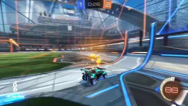 Goal 4: Chad Slabcock
