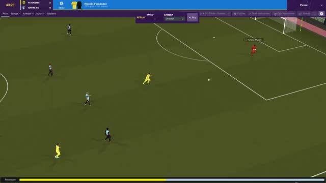 Watch and share Football Manager 2019 2019.09.23 - 02.01.17.02 GIFs on Gfycat