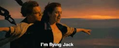 Watch and share Jack Dawson GIFs on Gfycat