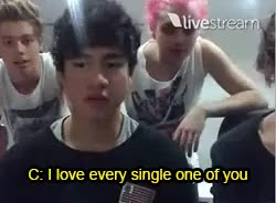 Watch and share 5 Seconds Of Summer GIFs and 5sos Audio Edits GIFs on Gfycat