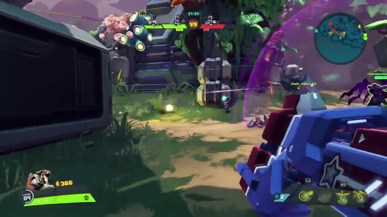 battleborn, playstation 4, sony computer entertainment, Battleborn Benedict- new taunt GIFs