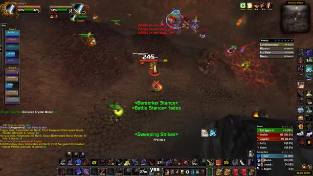 Watch and share World Of Warcraft - Classic 2019.11.27 - 03.14.09.09.DVR GIFs on Gfycat