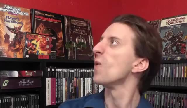 Dungeons & Dragons Rules Cyclopedia - ProJared GIFs