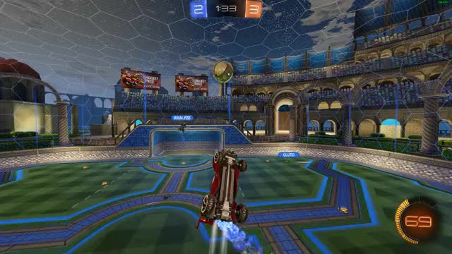 Watch and share Rocket League GIFs and Alecstorm8 GIFs by Haste on Gfycat