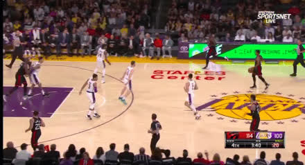 vs lakers bad 4 GIFs