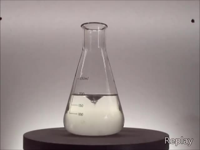 Watch and share Chemistry Experiment 28 - Iodine Clock Reaction GIFs on Gfycat