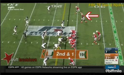 Watch and share Joku3 (breaking Tackles, Effort + TD) GIFs by Ryan on Gfycat