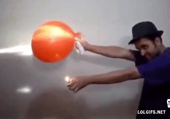 Watch and share Don't Worry, The Fedora Will Protect My Face From The Fire (reddit) GIFs on Gfycat