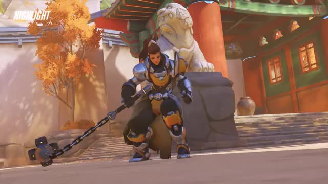 Watch and share Shieldbash GIFs and Overwatch GIFs by shiro on Gfycat