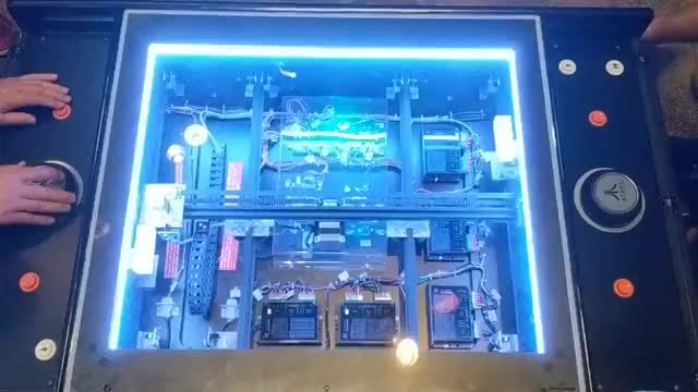 Watch and share Mechanical Version Of Pong-9xjjh5tquvc11 GIFs on Gfycat