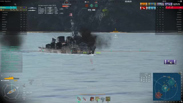 Watch and share World Of Warships GIFs and Moskva GIFs on Gfycat