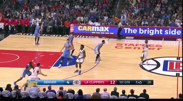 Watch DeAndre Jordan Gravity Screen GIF by @mhonkasalo on Gfycat. Discover more related GIFs on Gfycat