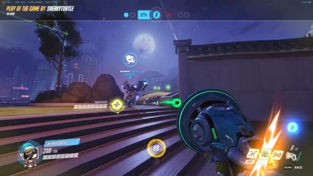 Watch Lucio POTG GIF on Gfycat. Discover more Overwatch GIFs on Gfycat