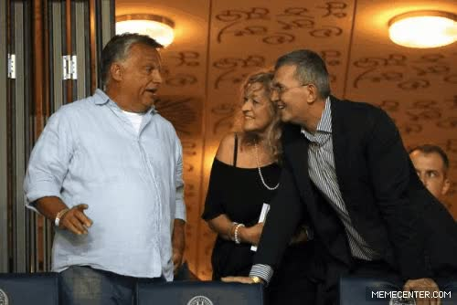 Watch and share Orbán-les GIFs on Gfycat