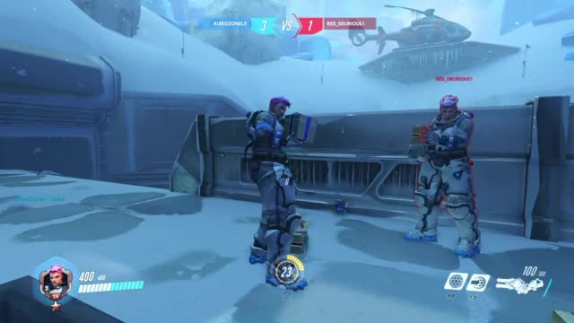 Watch Expert 1v1 GIF on Gfycat. Discover more overwatch, ps4share, sony interactive entertainment GIFs on Gfycat