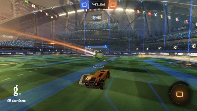 Watch Goal 1: Hayabusa ツ GIF by Gif Your Game (@gifyourgame) on Gfycat. Discover more Gif Your Game, GifYourGame, Hayabusa ツ, Rocket League, RocketLeague GIFs on Gfycat