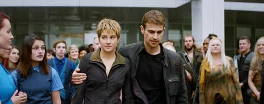 Watch insurgent trailer GIF on Gfycat. Discover more theo james GIFs on Gfycat