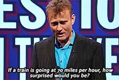 Watch and share Russell Howard Mock The Week Hugh Dennis Gif:comedy GIFs on Gfycat