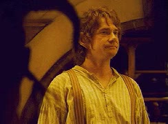 Watch bilbo baggins GIF on Gfycat. Discover more related GIFs on Gfycat