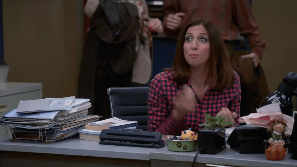 bitch, brooklyn 99, celebs, chelsea peretti, communication, connection, data, download, file, internet, mobile, phone, problem, reaction, router, transfer, upload, web, wifi, wlan, out of data! GIFs