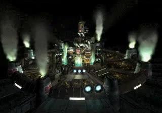 Watch and share Midgar FlyThru Final Fantasy VII GIFs on Gfycat