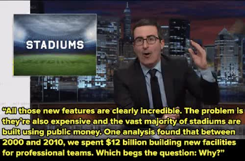 Watch and share Last Week Tonight GIFs and Tax Payer Money GIFs on Gfycat