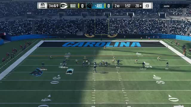 Watch and share Maddennfl18 GIFs and Seanahue99 GIFs by Gamer DVR on Gfycat