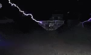 Watch and share Tesla Coil GIFs on Gfycat