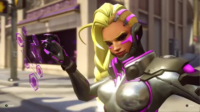Watch and share Overwatch GIFs and Emp GIFs by niconikotin on Gfycat