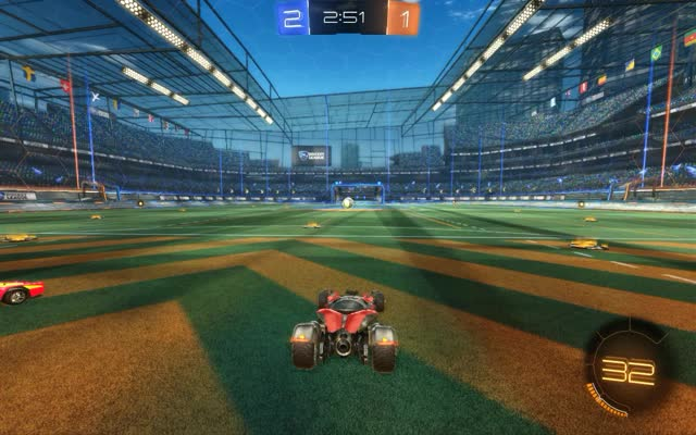 Watch and share Ceiling Reset Kickoff Shot GIFs by wafels45 on Gfycat