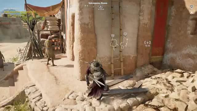Watch Satisfying GIF by Gamer DVR (@xboxdvr) on Gfycat. Discover more AssassinsCreedOrigins, Jezawan, xbox, xbox dvr, xbox one GIFs on Gfycat