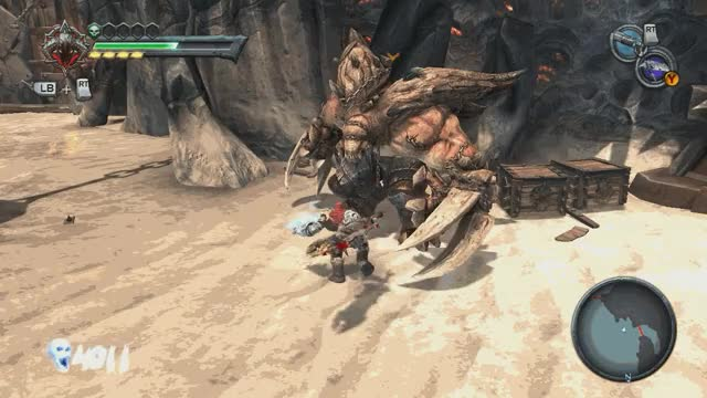 Watch and share Darksiders Execution GIFs by traxxus on Gfycat